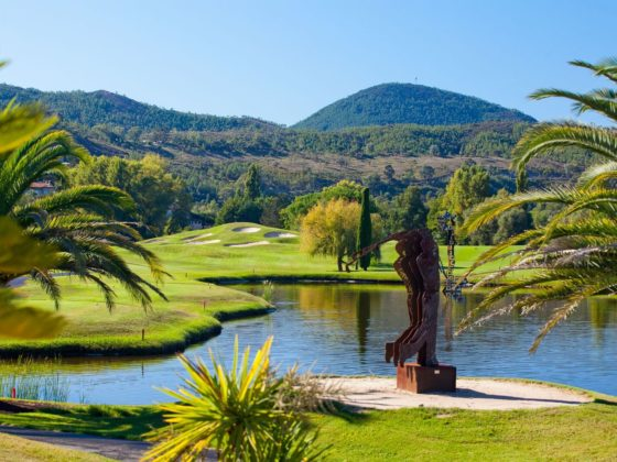 Séjour golfique